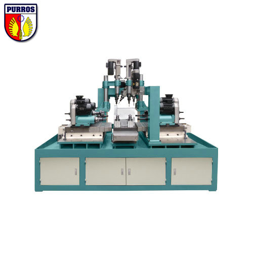 Automatic Drill Boring and Milling Machine