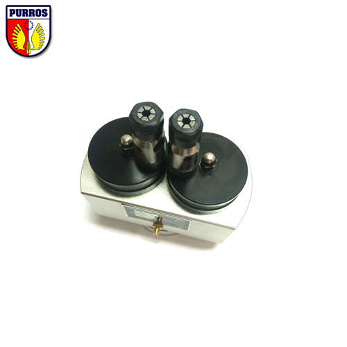 Adjustable Two Spindle Heads