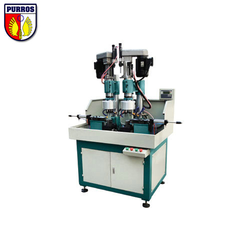 Automatic Double Row Drill, Drilling or Tapping