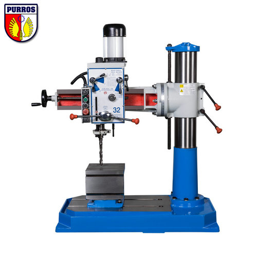 D3032x7 Radial TappingDrilling Machine