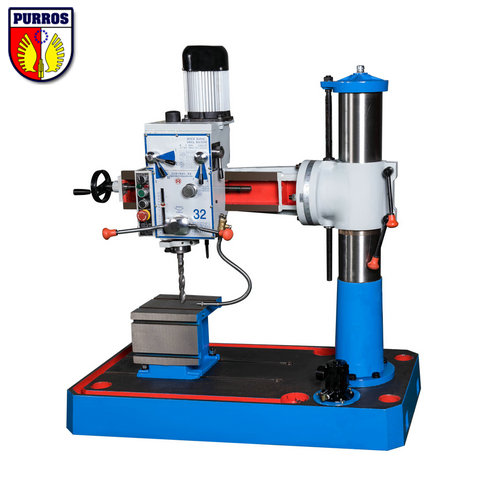 D3032x7P Radial TappingDrilling Machine