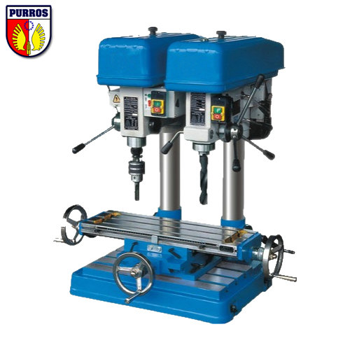 Double-spindle Compound Machine For DrillingTapping DT32