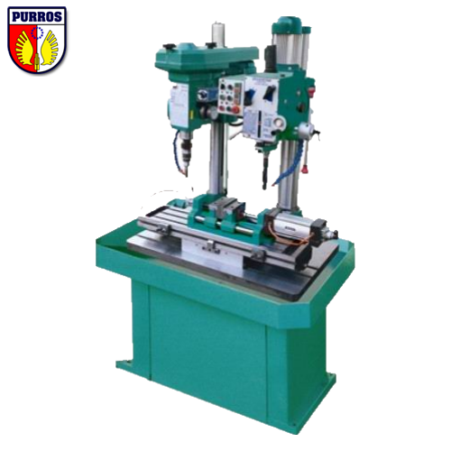 Double-spindle Compound Machine For DrillingTapping DT5032