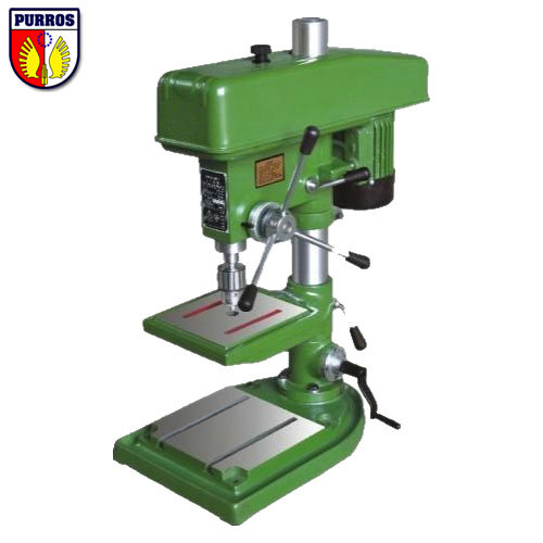 Four Points For Attention In Cleaning Of Industrial Bench Drill