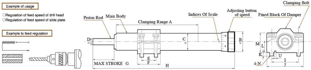 Hydro Speed Regulator (Air return type R-A)