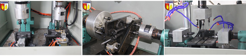 Multi Station Drilling or Tapping Machine
