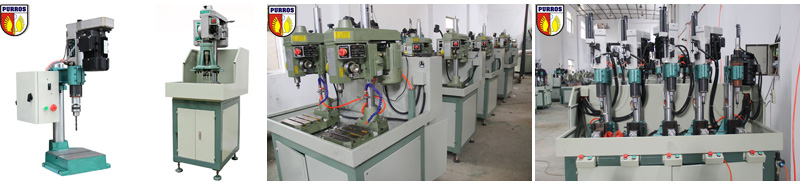 Multiple Drilling or Tapping Machine