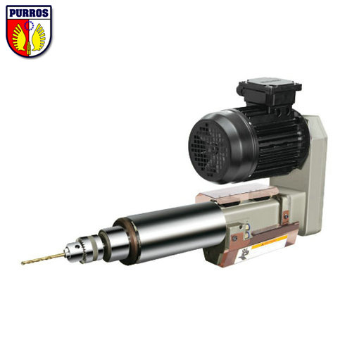 PV5P Pneumatic Drilling Heads