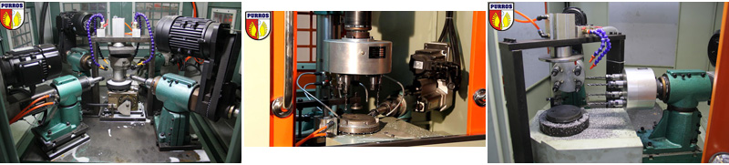 Rotary Index Drives Special Purpose Machine