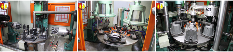 Rotary Table Special Purpose Machine