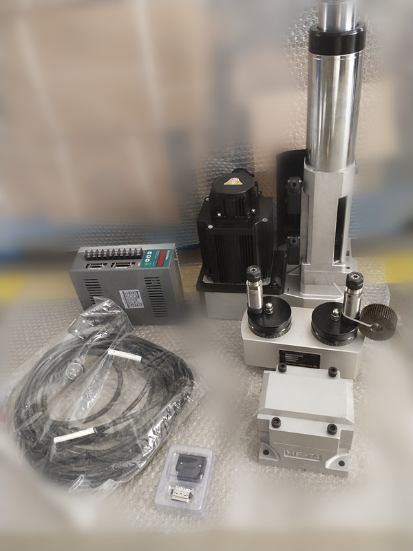 Servo Tapping Unit --Introduction